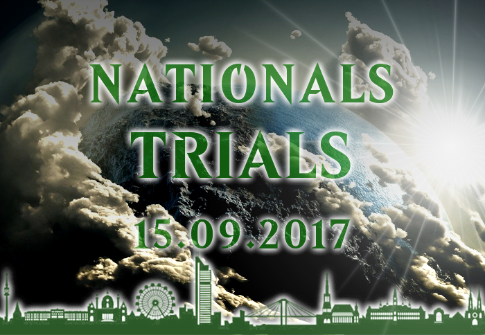 Nationals Trials